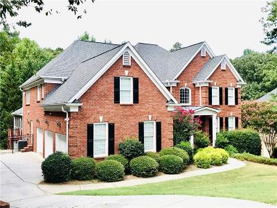 Suwanee Single Family Home For Sale: 1130 Havenbrook Court