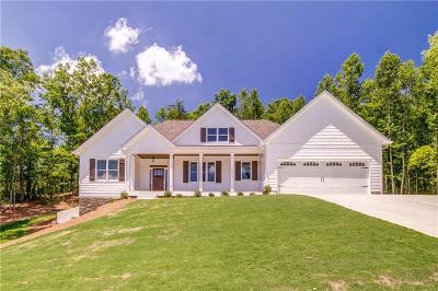 Ball Ground Single Family Home For Sale: 301 Carney Lane