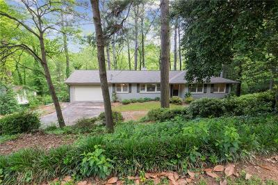 Atlanta Single Family Home For Sale: 780 Starlight Lane