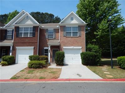 Kennesaw Condo/Townhouse For Sale: 2351 Heritage Park Circle NW #18
