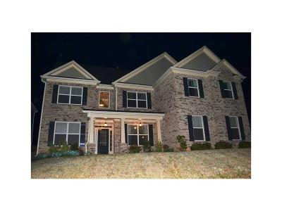 Buford Single Family Home For Sale: 2177 Roberts View Trail
