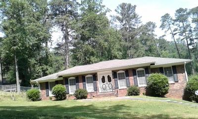 Lilburn Single Family Home For Sale: 4747 Matterhorn Drive SW