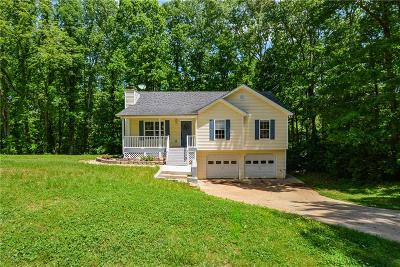 Ball Ground Single Family Home For Sale: 610 Fairview Road