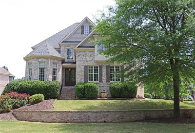 Marietta GA Single Family Home For Sale: $579,900