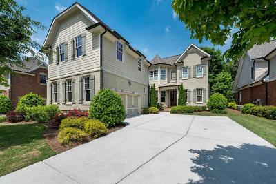 Vinings Single Family Home For Sale: 2723 Vinings Orchard Circle