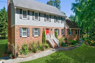 Sandy Springs Single Family Home For Sale: 5090 Spalding Drive
