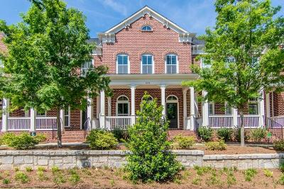 Decatur Condo/Townhouse For Sale: 631 Brennan Drive