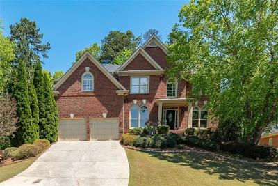 Suwanee Single Family Home For Sale: 560 Tilbury Drive
