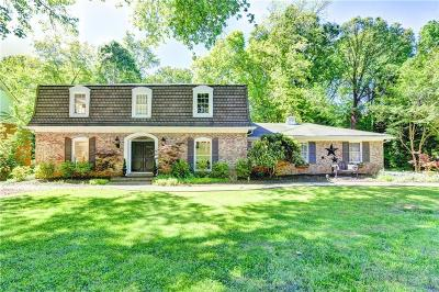 Atlanta Single Family Home For Sale: 355 Black Water Cove NW