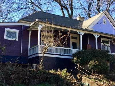 Atlanta Single Family Home For Sale: 133 Tye Street SE