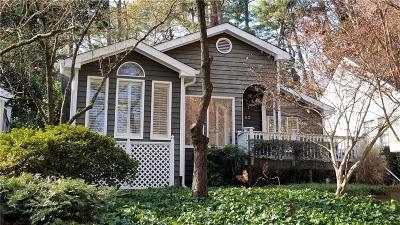 Atlanta Single Family Home For Sale: 2362 Virginia Place NE
