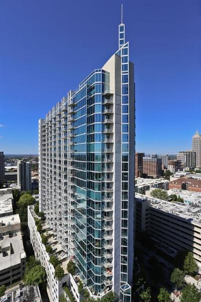 Midtown Condo/Townhouse For Sale: 860 Peachtree Street NE #2215