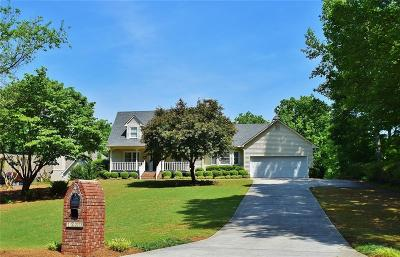 Gainesville Single Family Home For Sale: 2433 North Banks Cove