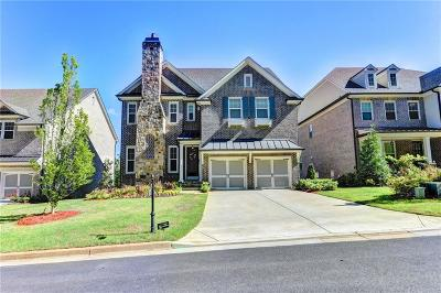 Suwanee Single Family Home For Sale: 3970 Claiborne Farm Road