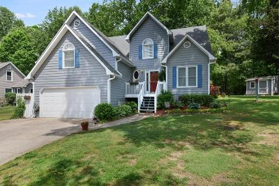 Cumming Single Family Home For Sale: 4545 Canterbury Drive