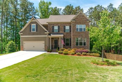 Powder Springs Single Family Home For Sale: 5345 Linholli Circle