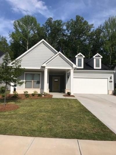 Peachtree City Single Family Home For Sale: 104 Stamford Avenue
