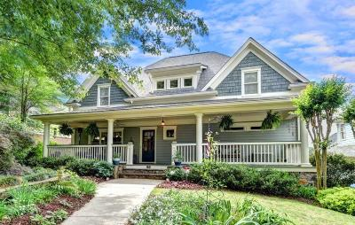 Norcross Single Family Home For Sale: 69 Williams Alley