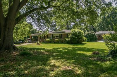 Brookhaven Single Family Home For Sale: 1907 Canmont Drive