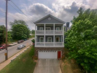Summerhill Single Family Home For Sale: 786 Connally Street SE