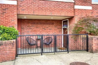 Cartersville Condo/Townhouse For Sale: 148 W Main Street #B1