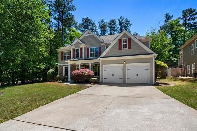 Canton Single Family Home For Sale: 201 Daybreak Rush