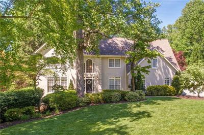 Marietta Single Family Home For Sale: 4170 River Cliff Chase SE