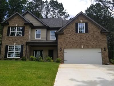 Lilburn Single Family Home For Sale: 398 Wayward Wind Drive SW