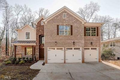Brookhaven Single Family Home For Sale: 1575 Runnymeade