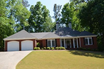 Acworth Single Family Home For Sale: 5107 NW Chipping Drive Drive NW