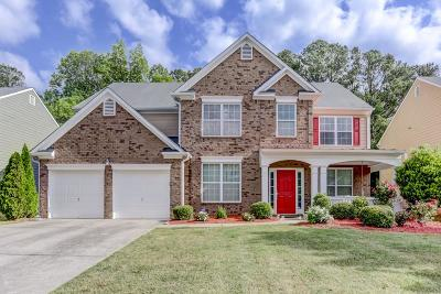 Acworth Single Family Home For Sale: 127 Harvest Ridge