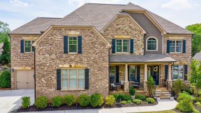 Alpharetta Single Family Home For Sale: 12719 Ruths Farm Way