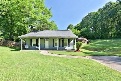Acworth Single Family Home For Sale: 4551 Spring Street Extension
