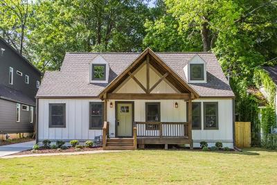Atlanta Single Family Home For Sale: 2763 Hosea L Williams Drive