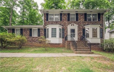 Dunwoody Single Family Home For Sale: 2167 Brendon Drive