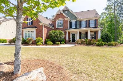 Barrow County, Forsyth County, Gwinnett County, Hall County, Newton County, Walton County Single Family Home For Sale: 6220 Beacon Station Drive