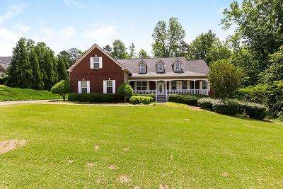 Braselton Single Family Home For Sale: 109 Thornhill Drive