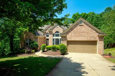 Buford Single Family Home For Sale: 3841 Devenwood Way