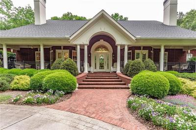 Canton Single Family Home For Sale: 275 McCollum Road