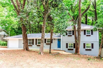 Doraville Single Family Home For Sale: 3021 Pleasant Valley Drive