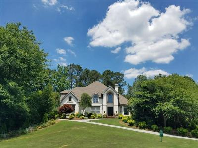 Johns Creek Single Family Home For Sale: 3146 Saint Ives Country Club Parkway
