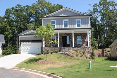 Kennesaw Single Family Home For Sale: 4930 Gresham Ridge Drive NE