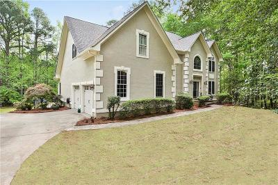 Peachtree City Single Family Home For Sale: 317 Bradford Way