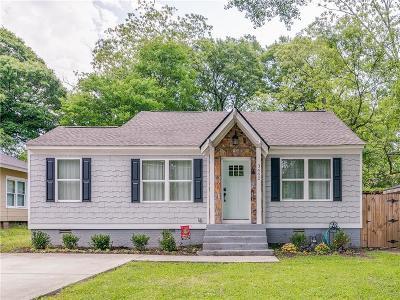 Single Family Home For Sale: 3462 Rainey Avenue