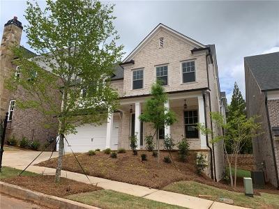 Alpharetta Single Family Home For Sale: 430 Baroque Drive