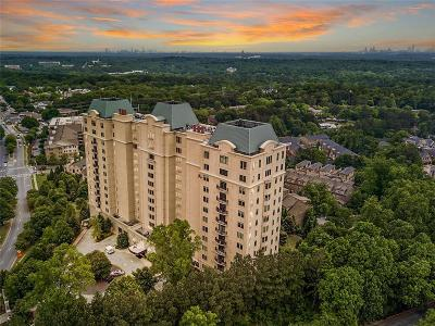 Condo/Townhouse For Sale: 2700 Paces Ferry Road SE #301