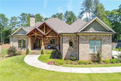 Buford Single Family Home For Sale: 2446 Shadburn Ferry Drive