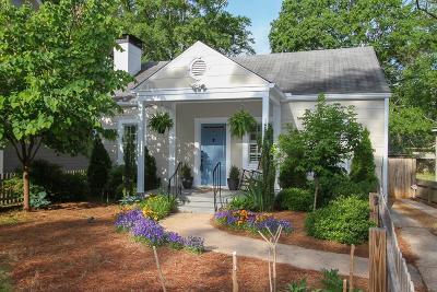 Decatur Single Family Home For Sale: 837 E Lake Drive