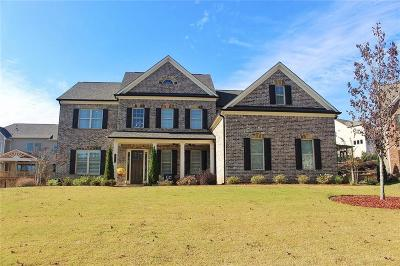Suwanee Single Family Home For Sale: 5815 Ballantyne Way
