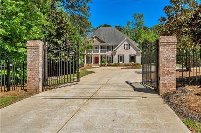 Alpharetta Single Family Home For Sale: 14955 Thompson Road